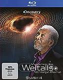 Mysterien des Weltalls - Staffel 4 [Blu-ray]