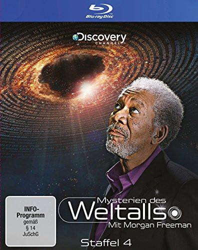 Mit Morgan Freeman: Staffel 4 [Blu-ray]