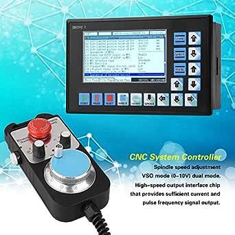 4 Assi DDCSV2.1 USB Controller offline del sistema CNC Machines volantino 5V