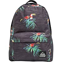 Reef Moving On Backpack Mochila, Unisex, Gris (Charcoal), OS
