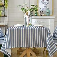 dw hx streifen print tischdecken polyester rechteck tischschutz fur hochzeit brautdusche ideal als