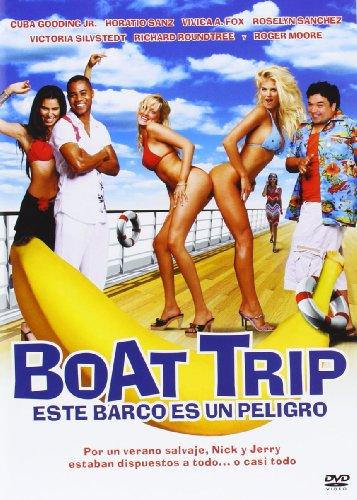 Boat Trip: Este Barco Es Un Peligro [DVD]