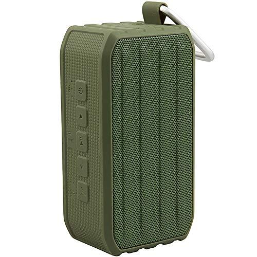 Jian E -// Wasserdichter kabelloser Bluetooth-Lautsprecher - 4,0 Subwoofer Outdoor Mini-Bluetooth-Audio / W64xD46xH123mm // (Farbe : C)