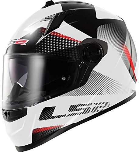 CASQUE INTEGRAL FF322 CONCEPT II TYRELL WHITE BLACK NEW 2015 TG XL