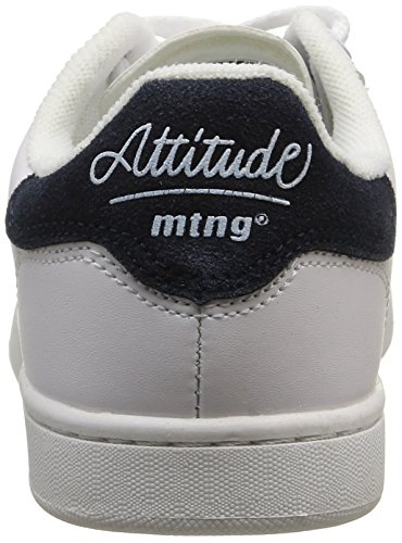 MTNG Niño, Funktionsschuh, 69680 mehrfarbig (ACTION LEATHER PU BLANCO / SERRAJE PU MARINO)