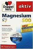 Doppelherz Magnesium 500 2-Phasen 30er Tabletten, 3er Pack (3 x 50,2 g)