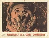 Werewolf in a Girls Dormitory Plakat Movie Poster (11 x 14 Inches - 28cm x 36cm) (1963)