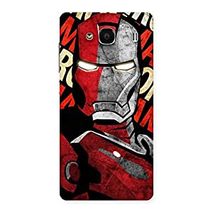Premier LP Print Multicolor Back Case Cover for Redmi 2s