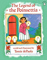 The Legend Of The Poinsettia (Turtleback School & Library Binding Edition) by Tomie dePaola (1997-11-01)
