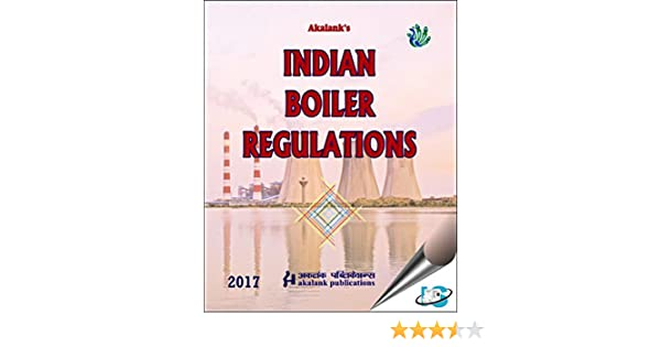 Buy Indian Boiler Regulations, 18th Edition (IBR 2017) Book Online ...