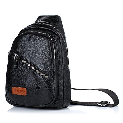 pacco petto Ms./borse moda coreana/Messenger Bag Casual/borsa a tracolla Sport/tasca-C A