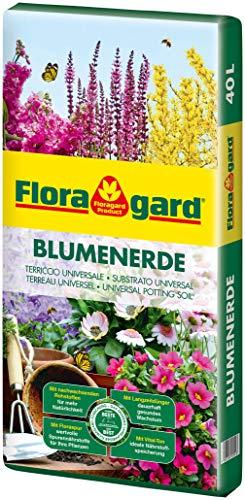 Floragard Gemüseerde ohne