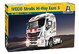 Italeri 510003899 - 1:24 Iveco Stralis Hi-Way 4x2, Fahrzeug
