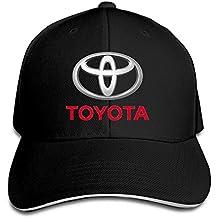 Hittings IEEFTA Toyota Logo Snapback Hats / Baseball Hats / Peaked Cap Black