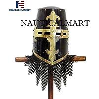 nautique Mart Chevalier Crusader Armour casque Wearable Halloween Zelda/historique