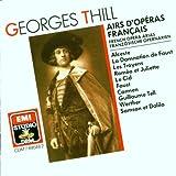 Georges Thill - Airs d'opéras français [Import anglais]