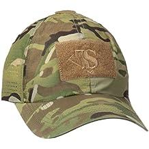 Gorra de Tru-Spec (secado rápido), hombre, camuflaje