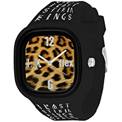 Flexwatches Last Kings Black Leopard