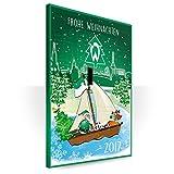 Werder Bremen Adventskalender, Weihnachtskalender, FAIRTRADE