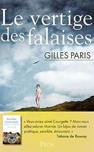 vignette de 'Le vertige des falaises (Paris, Gilles)'
