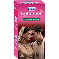 PleasureWorld - Kohinoor Kondome, Meetha Paan- 10s preisvergleich bei billige-tabletten.eu