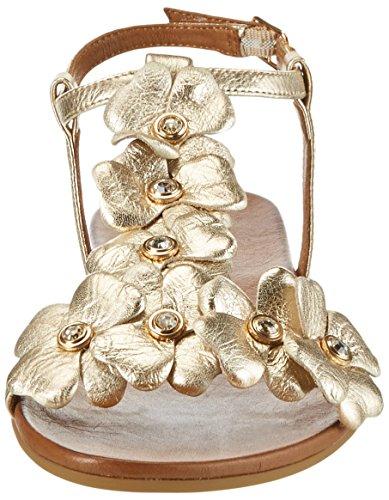 Inuovo - 7146, Chiusura a T Donna Oro (gold)