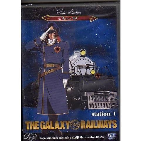 The Galaxy Railways - The Galaxy Railways Station