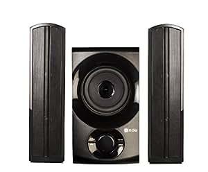 Flow Zest SBW100 Home Theatre System Soundbar Style FM USB AUX Bluetooth (Black)