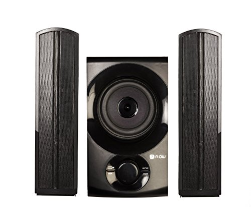 Flow Zest SBW100 Home Theatre System Soundbar Style FM USB AUX Bluetooth (Black)
