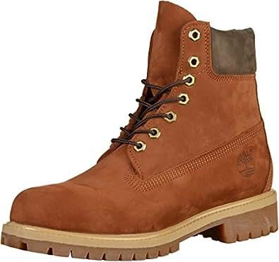 Timberland 6IN Premium Bt Dark brown CA1LY6, Boots - 40 EU
