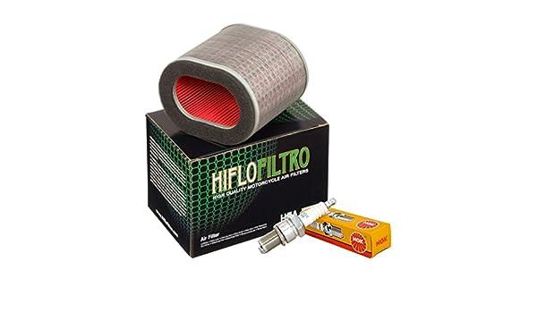 Filtro aria HifloFiltro HFA1713 candele NGK CPR8EA-9 NT 700 V Deauville