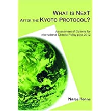 What Is Next After the Kyoto Protocol?: Assessment of Options for International Climate Policy Post 2012
