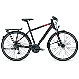 RALEIGH Damen RUSHHOUR LTD Fahrrad, magicblack matt, 50