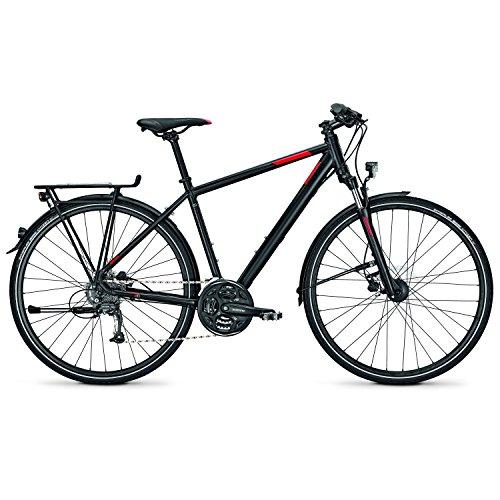 RALEIGH Damen RUSHHOUR LTD Fahrrad, magicblack matt, 45