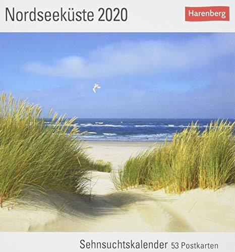 Preisvergleich Produktbild Nordseeküste 2020 16x17, 5cm