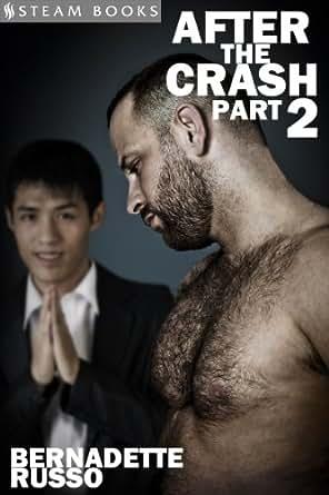 White asian gay interracial