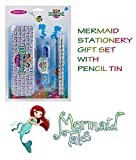 PMS Meerjungfrau Tales Stationery Set Bleistift Fall/Radierer/Lineal/Spitzer Toy 380043von Lizzy®