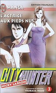 City Hunter - Nicky Larson Edition simple Tome 3