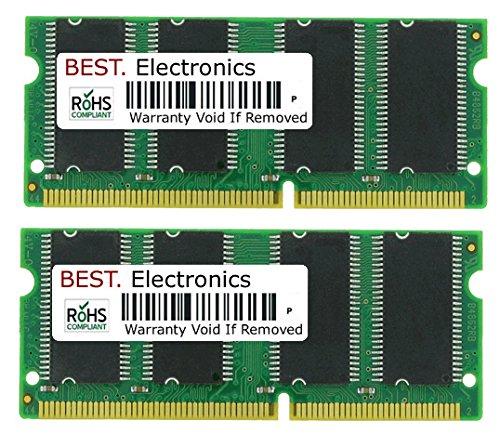 BEST Electronics 32GB Kit (2X 16GB) Arbeitsspeicher für HP 15-bs104ng, Notebook Speicher RAM