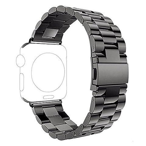 Pour Apple Watch Bracelet 38MM, Rosa Schleife® Apple Watch Band