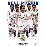 Official Licensed Real Madrid - Poster (Players #61)