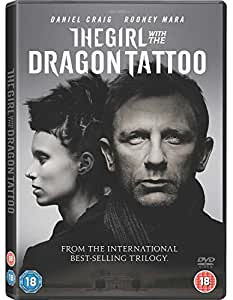The Girl With The Dragon Tattoo [DVD] [2011]