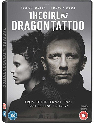 Price comparison product image The Girl With The Dragon Tattoo [DVD] [2011]
