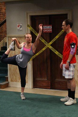 The Big Bang Theory - Die komplette vierte Staffel 3 DVDs