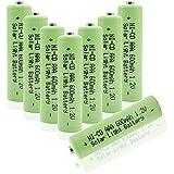 QBLPOWER AAA 3A Triple A NICD 600mAh 1.2v Rechargeable Battery For Garden Solar Light(8 PCS)