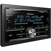 Pioneer FH-X730BT R,CD con MP3 y bluetooth 2 DIN