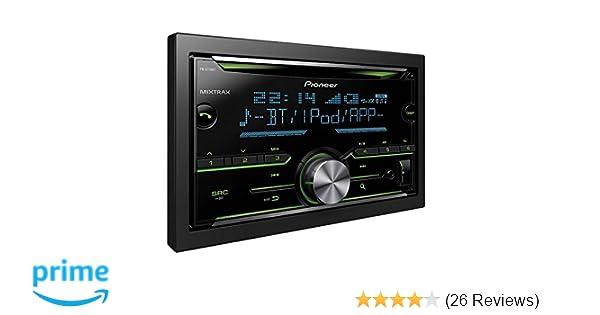 classic fit e199c 3a0a4 Pioneer Electronics FHX730BT  Amazon.de  Elektronik