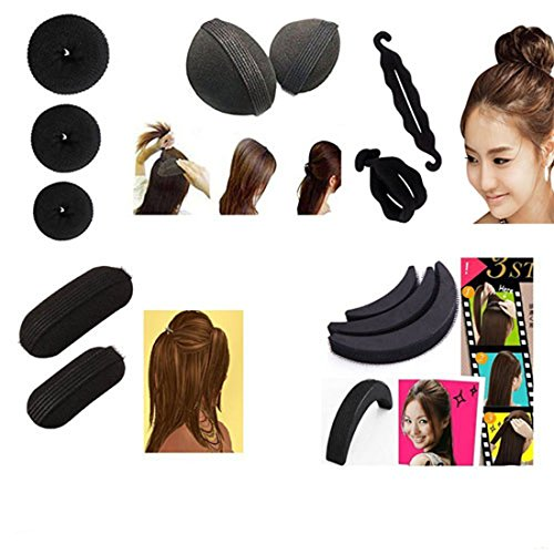 Blackbond Combo Of 7 Hair Accessories