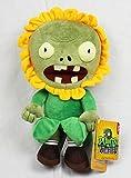 Plants VS. Zombies 30cm wählbar NEU (Zombie Sonnenblume)