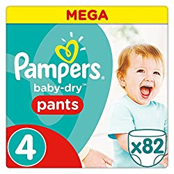 Pampers Baby Dry Pants pa...